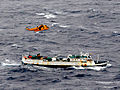 Long range SAR mission saves seriously ill seaman MOD 45151831.jpg