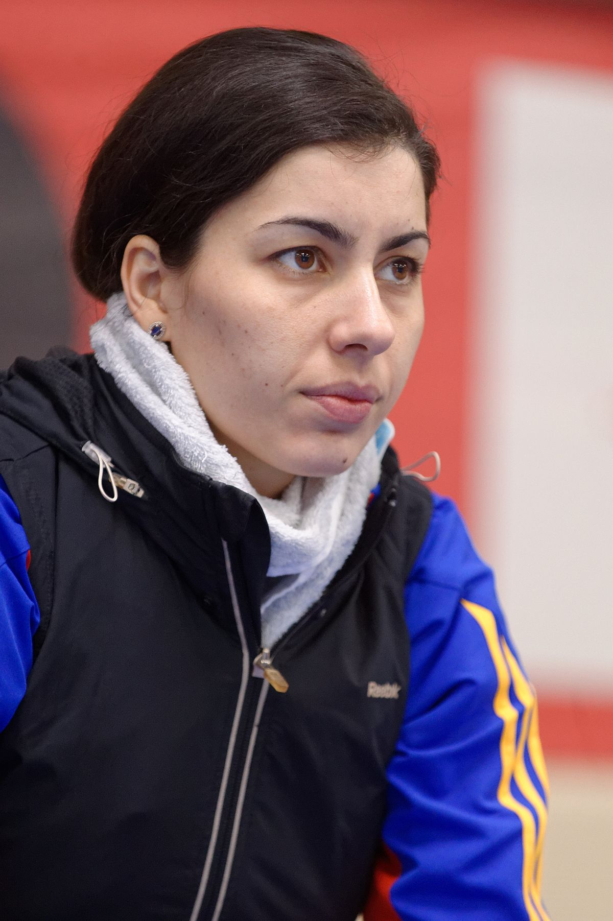 Watch Maria Mazina epee fencer, Olympic champion video