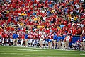 Louisiana Tech sideline 2010.jpg
