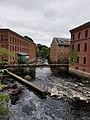 Lower falls mills Neponset River 4 Dorchester Massachusetts.jpg
