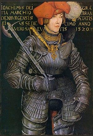 Joachim II Hector, Elector of Brandenburg