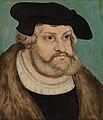 Lucas Cranach the Elder - Portrait of Frederick the Wise, Duke of Saxony - BF867 - Barnes Foundation.jpg