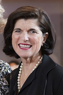 Luci Baines Johnson Daughter of American President