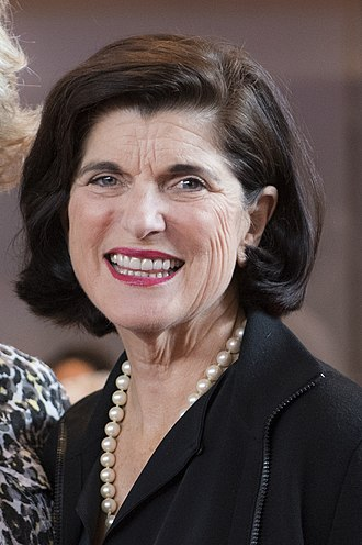 Luci Baines Johnson - Johnson in February 2016