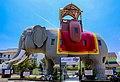 Lucy the elephant, Margate City, Atlantic City New Jersey.jpg