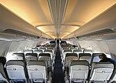 737 Classic cabin