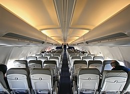 Boeing 737 wikipedia for Interieur 737
