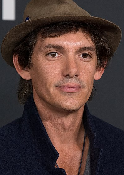 Lukas Haas, American actor and musician