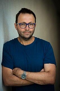 Luke Eve Australian screen director and producer (born 1974)