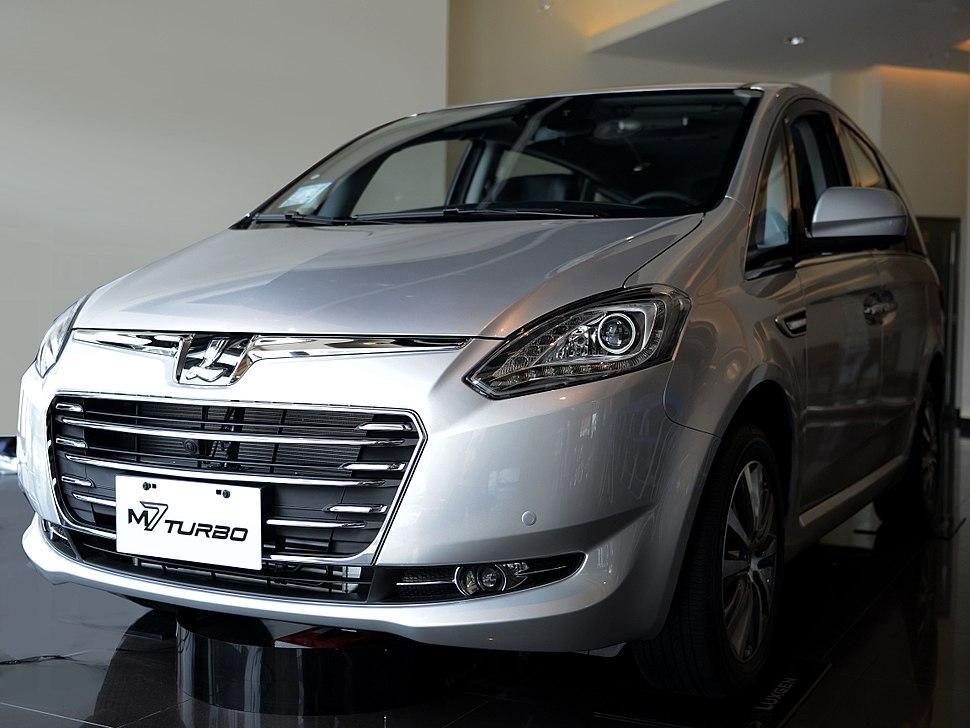 Luxgen M7 Turbo EcoHyper facelift