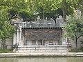 Lyon 2e - Quai Maréchal Joffre - Ancienne pile du pont d'Ainay.jpeg