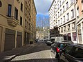 Lyon 2e - Rue Joannès Drevet direction Saône (mars 2019).jpg