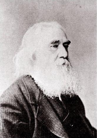 Anarcho-capitalism - Lysander Spooner (1808–87)
