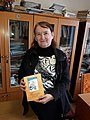 Lyudmila Yefremova, the Ukrainian folklorist.jpg