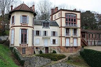 Médan - Émile Zola's House