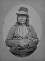 M-sa-tu-el, Penechteca Chief. Comanche - NARA - 533057.tif
