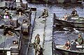 M2 Bradley Fighting Vehicles on pontoon bridge.jpg