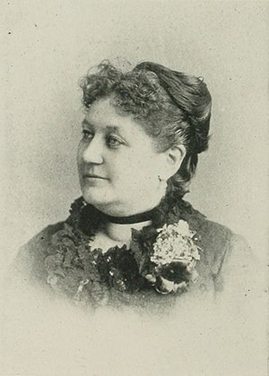 "Mary Elizabeth Willson - Mary Elizabeth Willson, a ""Woman of the Century"""