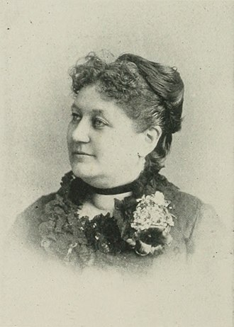 """Mary Elizabeth Willson - Mary Elizabeth Willson, a """"Woman of the Century"""""""