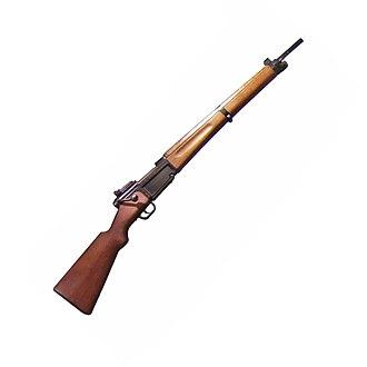 MAS-36 rifle - Pre World War II produced MAS-36