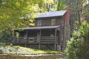 Mill House (Middleburg, Virginia) - Image: MILL HOUSE, FAUQUIER COUNTY