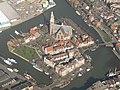 Maassluis, Kerkeiland met de Groote Kerk RM26609 foto6 2014-03-09 11.02.jpg