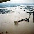 Maastricht, overstroming Maas bij Borgharen, 1993 (1).jpg
