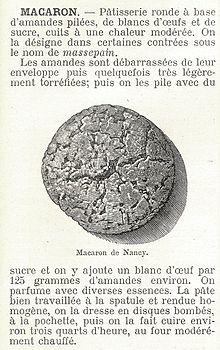 Macaron Wikipedia