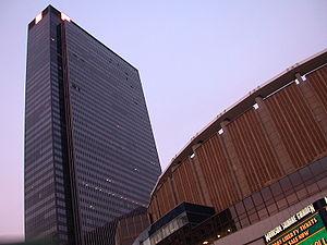 One Penn Plaza - Location next to Madison Square Garden