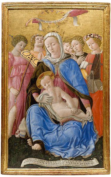 File:Madonna-of-humility- 1433 Domenico di Bartolo.jpg