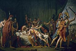 José de Madrazo y Agudo: The Death of Viriatus, Chief of the Lusitanians