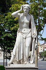 Estatua de Andrómaca
