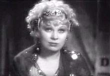 Mae West a No sóc un àngel (1933)