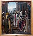 Maestro della leggenda di sant'orsola di colonia, annuncio di sant'orsola della partenza per roma al padre, 1490-1500 ca..JPG