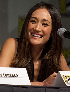 Maggie Q American actress