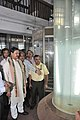 Mahesh Sharma Watching Exhibit Vortex - CRTL Workshop - NCSM - Kolkata 2017-07-11 3482.JPG