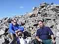 Main peak on Liathach, the Munro Spidean a'Choire Leith - geograph.org.uk - 807242.jpg