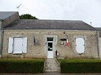 Mairie Marianne d'Or présidentielles et législatives 2012 Courbehaye Eure-et-Loir France.jpg