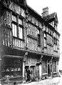 Maison - Gallardon - Médiathèque de l'architecture et du patrimoine - APMH00006366.jpg