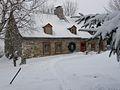 Maison Morisset, Sainte-Famille, île d'Orléans, Québec 13.jpg