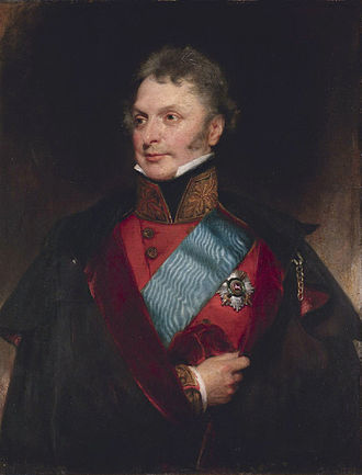 Henry Wheatley - Major-General Sir Henry Wheatley (1777-1852) (Henry William Pickersgill)