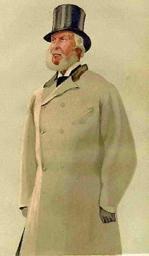 Overcoat - Double-breasted coat, 1876