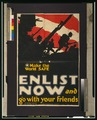 Make the world safe-Enlist now and go with your friends LCCN2001700145.tif