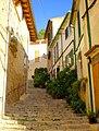 Mallorca. Carrer de Sant Bartomeu en la villa de Bunyola - panoramio.jpg