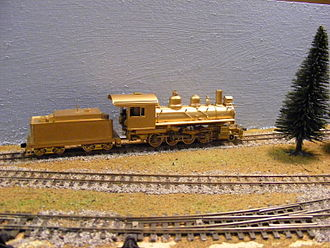 3 ft gauge rail modelling - HOn3 – Malpaso County RR by Will Booth