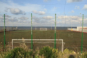 Pembroke, Malta - Pembroke Athleta Football Ground