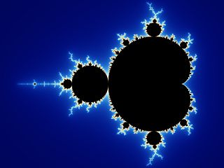 Mandelbrot set Fractal named after mathematician Benoit Mandelbrot