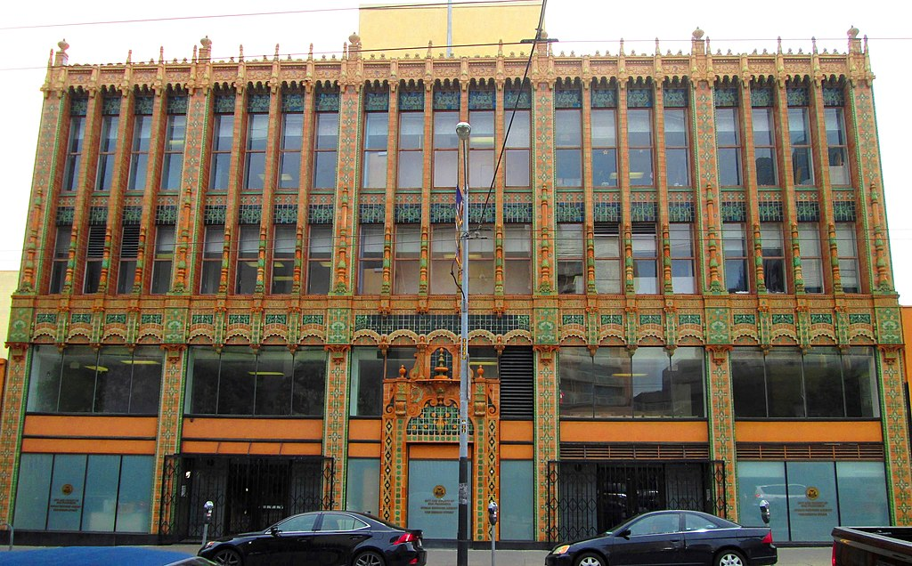 Mangrum and Otter Building 1235 Mission Street