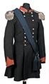 Manifattura emiliana, Uniforme della Guardia Civica appartenuta a Giuseppe Malmusi, 1848 ca.png