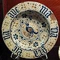 Manises, piatto con lustro metallico, 1400-60 ca. 01.JPG